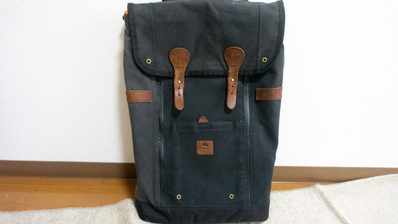Wheelmen&coのバッグ
