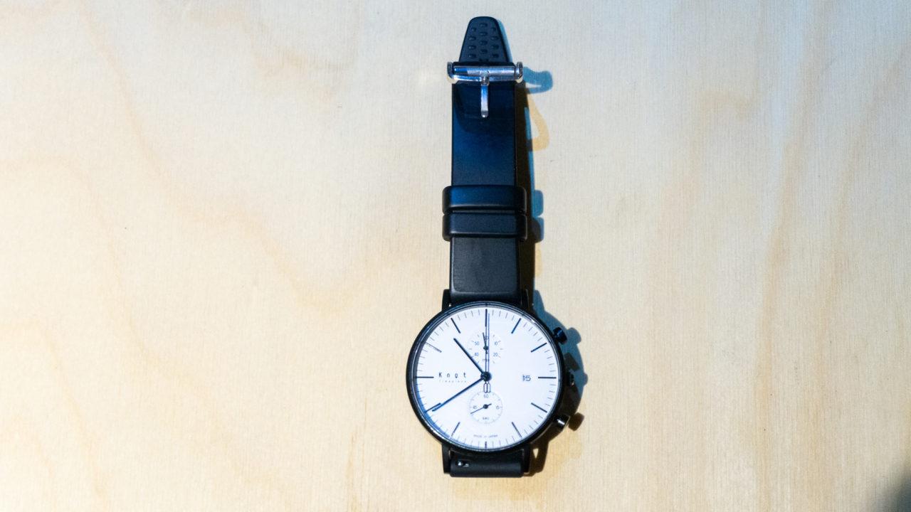 ノット時計